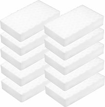 HuAn 10 Pieces Magic Eraser Sponges, Extra Durable