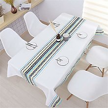 huangwanru Square Table Cloth Rectangular