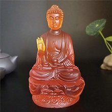 HUANSUN Chinese Meditation Buddha Statues For Home