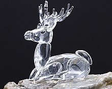 HUANSUN Cute Crystal Animal Figurines,Collection