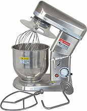 Huanyu 7L Commercial Stand Mixer 180 °Agitating