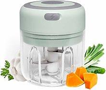 Huasida Mini Food Chopper Small Food Processor