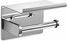 HUAXF Kitchen Roll Dispenser, Wall Mounted Holder