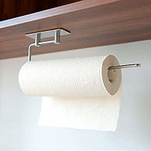 HUAXF Kitchen roll Paper Dispenser-Stainless Steel