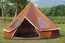 HUAXM Tent Yurt 300D Oxford India Tent Waterproof