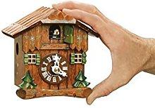 Hubert Herr Cuckoo Clock Little black forest house