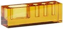 Hubsch - Glass Desk Organiser