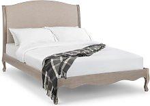 Huddleston Upholstered Bed Frame August Grove