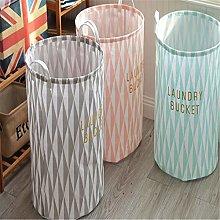 HUDEMR Basket Laundry Clothing Storage Bucket