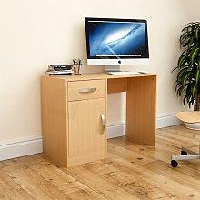 Hudson Computer Desk, Pine