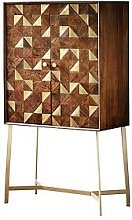 Hudson Living Tate Bar Cabinet