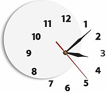 hufeng Wall Clock Unusual Diy Wall Clock Out Of