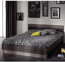 Huges European Kingsize Bed Frame Ebern Designs