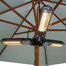 Hugo Electric Patio Heater Belfry Heating
