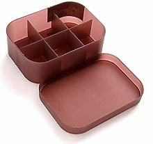 HUI JIN Makeup Storage – Makeup Box with 4