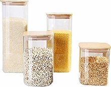Huicai Kitchen Food Cereal Containers Canister Set