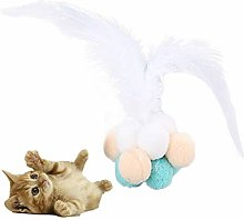 huihuijia Cats Toys Kitten Toys Cat Feather Toys