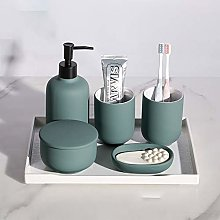 Green Bathroom Accessories, Green Bathroom Sets