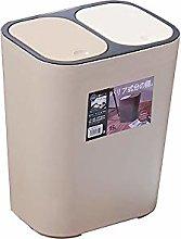 HUIJ Classification Wastebasket Waste Bin Large