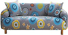 HUIJIE Easy-Going Sofa Slipcovers - Nordic Flower
