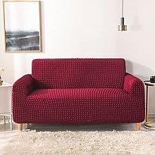 HUIJIE Easy-Going Sofa Slipcovers - Seersucker