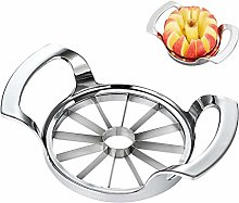 Huijieyuan Apple Slicer, Fruit Slicer, Stainless