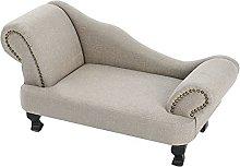 HUIJK Dog Sofa Pet Lounger Cat Dog Sofa Couch Bed