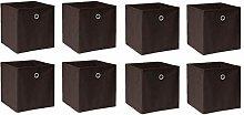 Huisen Furniture BOJU 8 Foldable Storage Cubes