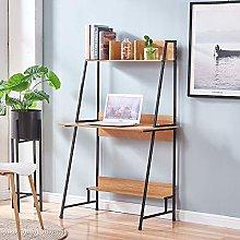 Huisen Furniture Compact Computer Desk Workstation