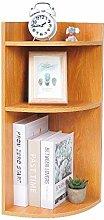 Huisen Furniture Desktop 3 Tiers Bookshelf Small