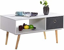 Huisen Furniture Living Room Rectangular Coffee