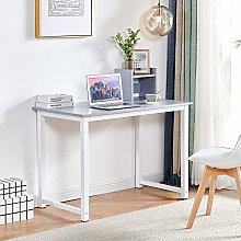 Huisen Furniture Office Computer Desk Table Grey