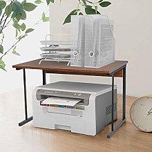 Huisen Furniture Office Desktop Printer Stand Unit