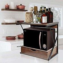 Huisen Furniture Office Desktop Printer Stand with