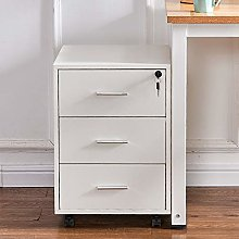 Huisen Furniture Office Mobile File Cabinet 3