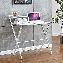 Huisen Furniture Small Folding Computer Desk