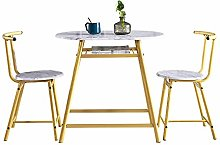 Huisen Furniture Small Saver Dining Table and