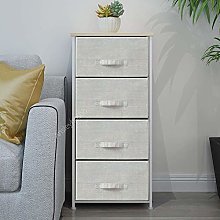Huisen Furniture Unit Tall Storage Beside Cabinet