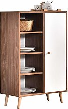 Huisenuk Wood Kitchen Cupboard Sideboard Corner