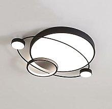 HUJUNM Nordic Golden Light Luxury Bedroom Lamp LED