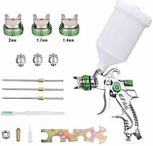 HUKOER High Atomizing Spray Gun Cleaning Kit