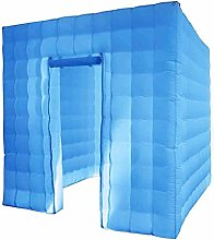 HUKOER Portable Inflatable Photo Booth Enclosure