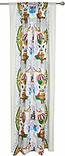 Hulahula Curtain 140x240 cm multi