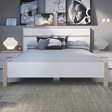 Hulse European Kingsize Bed Frame Ebern Designs
