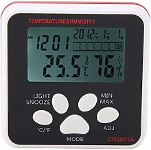 Humidity Meter, CN2001A Digital Thermometer Indoor