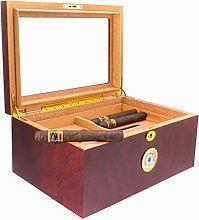 Humidors Cigar Cabinet Moisturizing Large-capacity