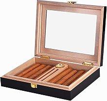 Humidors Cigar Cabinet Portable Large-capacity
