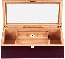 Humidors Home Mass Storage Cigar Humidor, Portable