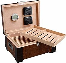 Humidors Large-capacity Easy To Carry Double