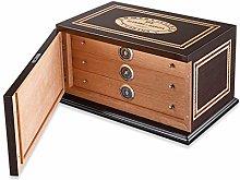 Humidors Moisturizing Paint Cigar Cabinet Large